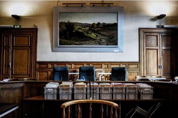 Au tribunal du Puy-en-Velay (image d'illustration).