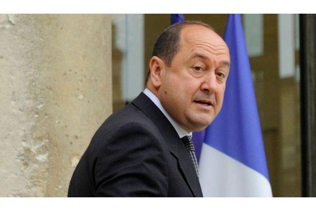 Bernard Squarcini, chef de la Direction Centrale du Renseignement Intérieur