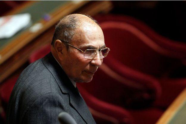 Serge Dassault en 2010.