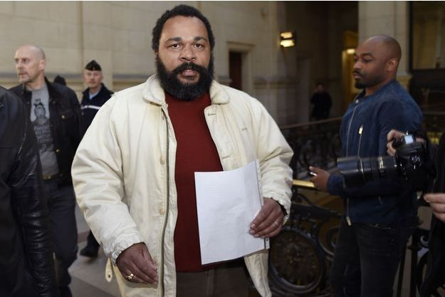 Six mois de prison ferme ont été requis contre Dieudonné en Belgique (image prise le 12 mars 2015).