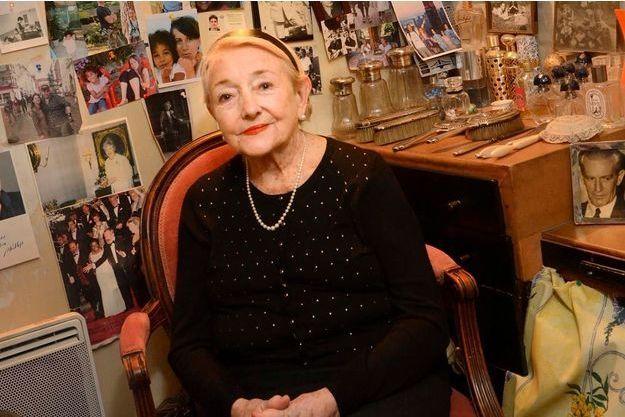 Dans son modeste deux-pièces montmartrois, Suzanne Martinez qui touche une retraite de 800 euros par mois. Elle pourrait être millionnaire.