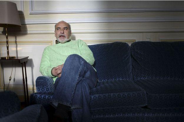 L'écrivain Tahar Ben Jelloun.