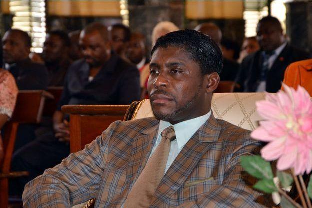 Teodorin Obiang, en juin 2013.