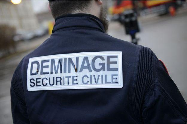 Une équipe de déminage de Brest est intervenue vendredi pour neutraliser l'obus (image d'illustration)