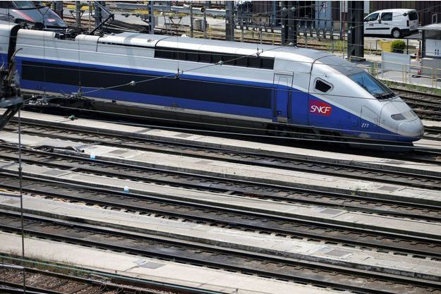 Un comédien a été pris pour un terroriste alors qu'il répétait un rôle dans les toilettes d'un TGV. (image d'illustration)