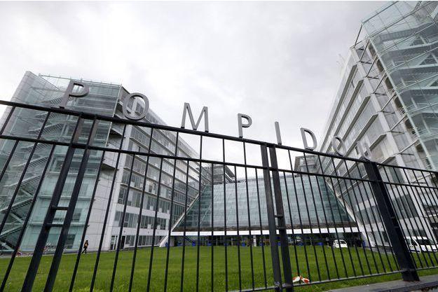 L'hôpital européen Georges-Pompidou, à Paris.
