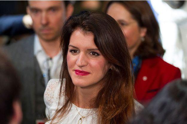 Marlène Schiappa, secrétaire d'Etat à l'Egalité entre les femmes et les hommes.