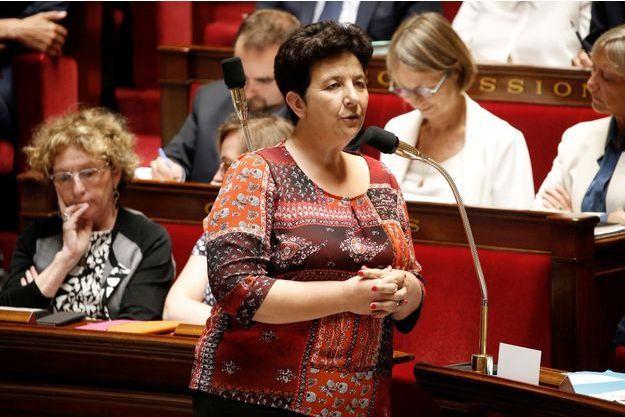 La ministre de l'Enseignement supérieur Frédérique Vidal, en juillet 2017
