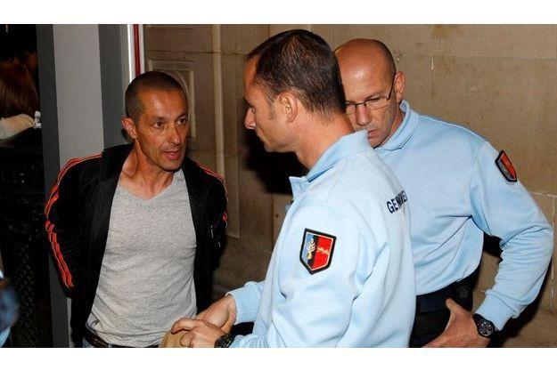 Frédéric Paoli est le seul, avec Yvan Colonna, à avoir été entendu ce matin.