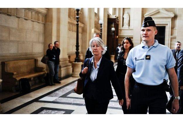 Dominique Erignac, au Palais de justice de Paris le 30 mai dernier