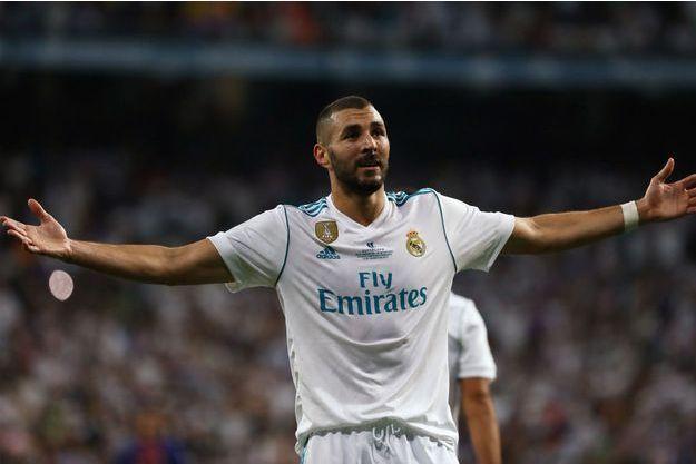 Karim Benzema a prolongé jusqu'en 2021 avec le Real Madrid.