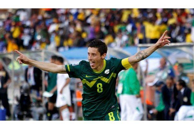 Match algerie slovenie coupe du monde 2010