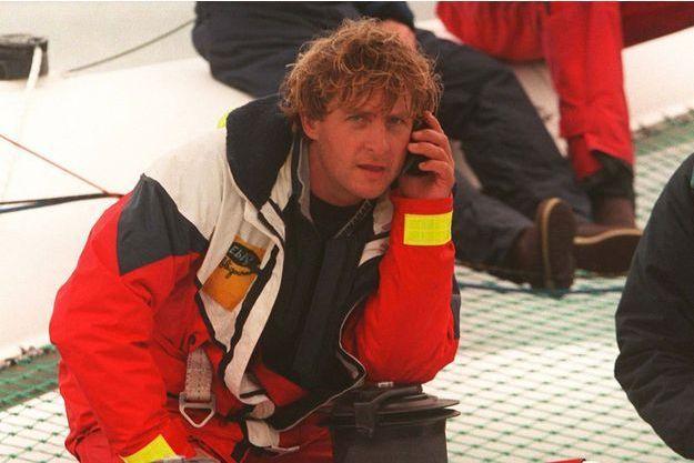 Laurent Bourgnon a disparu en mer