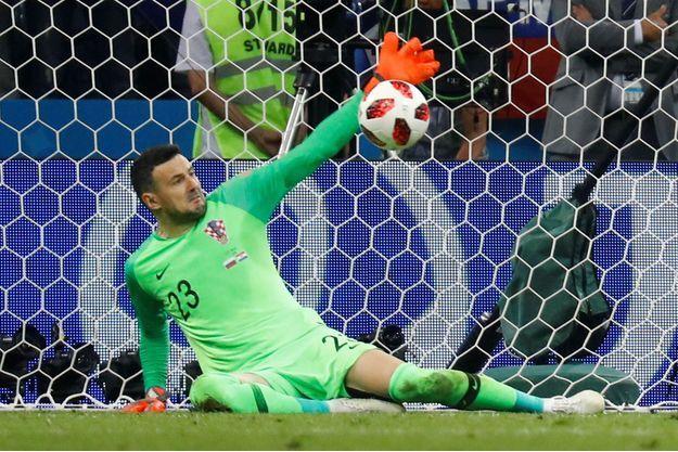 Subasic a arrêté un penalty lors de la séance des tirs au but.