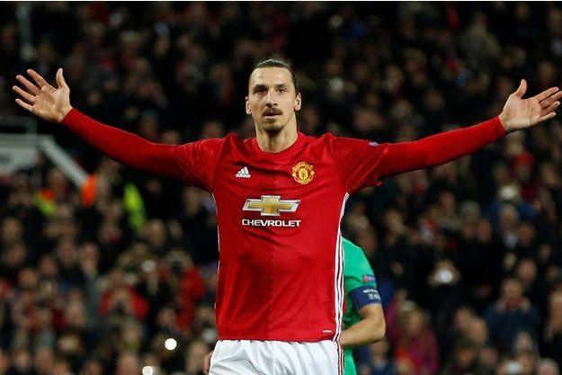 Zlatan Ibrahimovic ne portera plus le maillot du club de Manchester United.