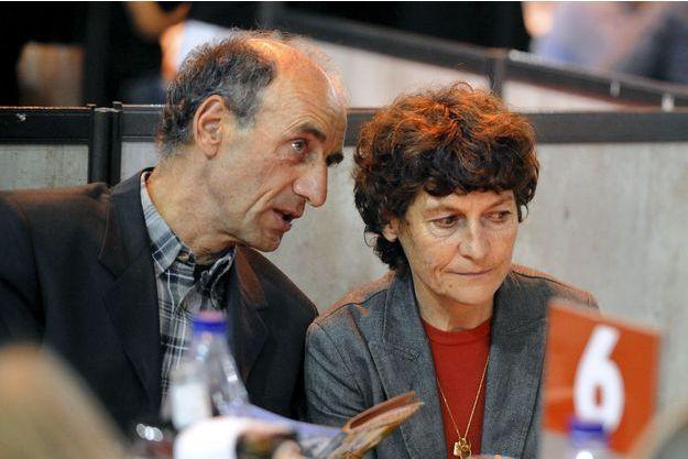 Patrice Ciprelli et Jeannie Longo