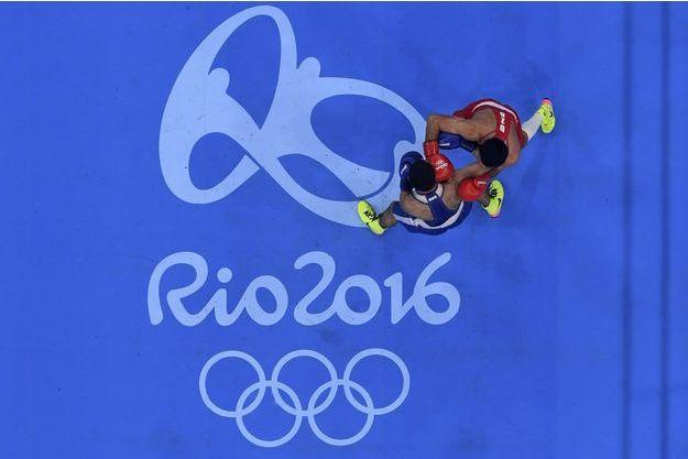 Trois boxeurs ont été sanctionnés pour avoir parié durant les JO de Rio (image d'illustration).