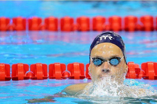 Yannick Agnel a annoncé sa retraite en individuel après son élimination sur 200 mètres nage libre.