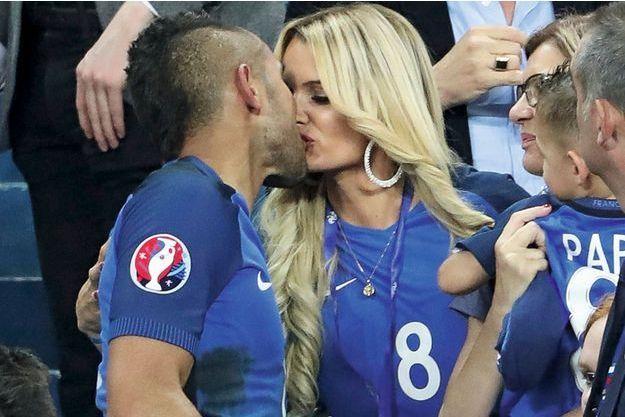 La baiser du vainqueur