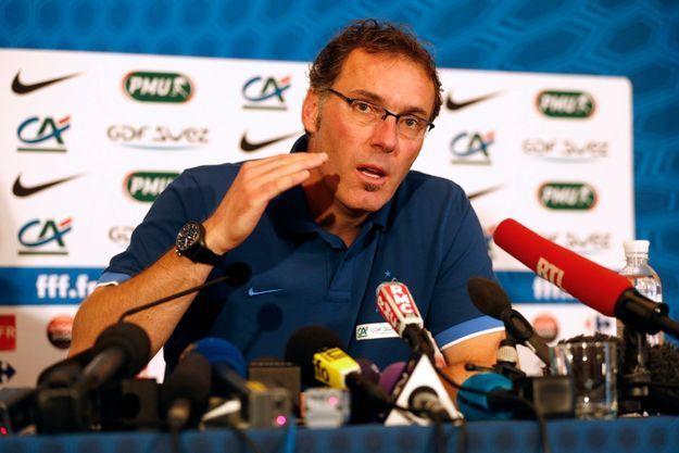 Laurent Blanc est le nouvel entraîneur du PSG.