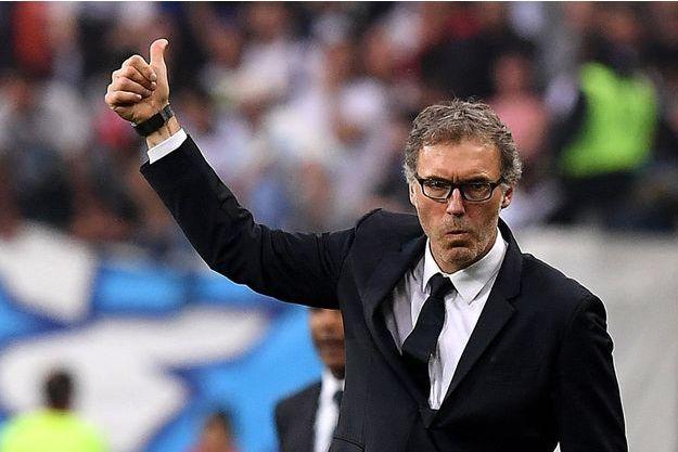 Laurent Blanc quitte le PSG sur une victoire en Coupe de France contre le rival marseillais