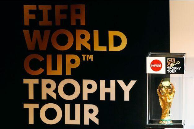 Le Trophée de la Coupe du Monde passera par Paris le 20 mars.