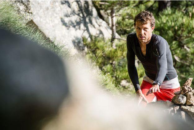 François D'Haene a battu le record de traversée du GR20 et immortalisé l'exploit dans un film.