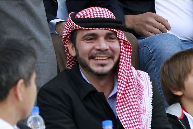 Le prince jordanien Ali Bin Al Hussein.