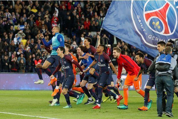 Le Paris Saint-Germain a régalé le public du Parc des Princes en écrasant Monaco (7-1)