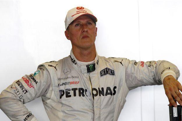L'état de Michael Schumacher est critique.