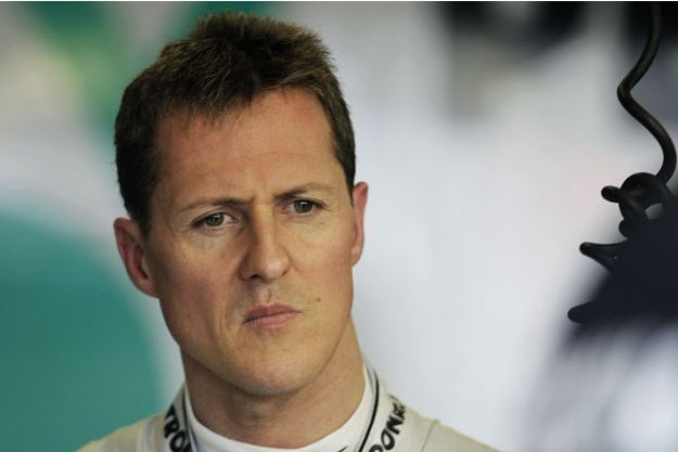 Michael Schumacher en 2011.