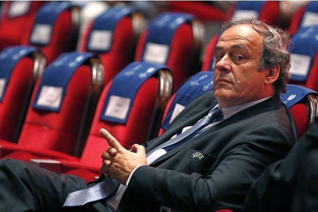 Michel Platini a été suspendu pendant huit ans de toute activité dans le football.