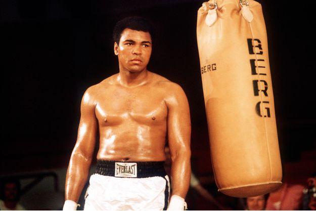 Mohamed Ali, la légende.