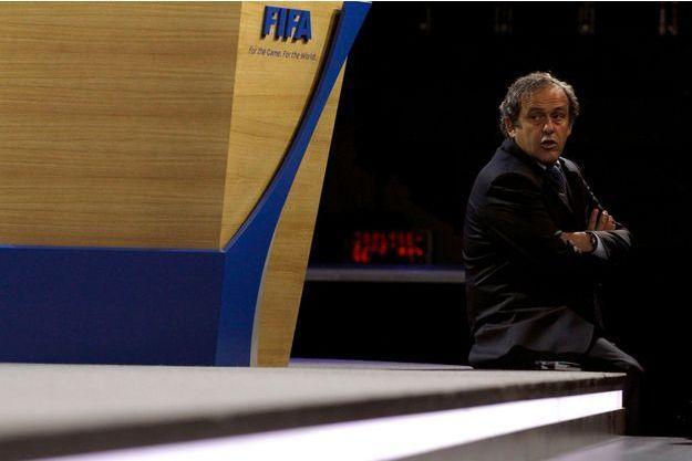 Michel Platini convoite la présidence de la Fifa depuis de nombreuses années.