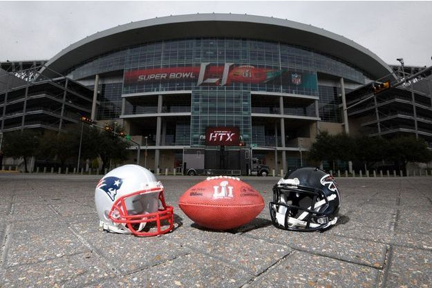 New England Patriots-Atlanta Falcons, c'est l'affiche du Super Bowl, à Houston dimanche.