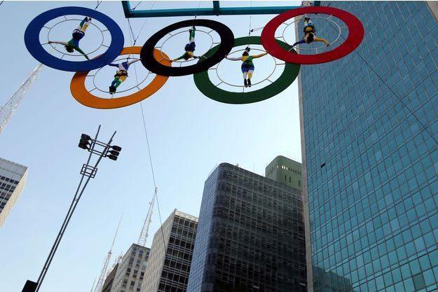 Les JO débutent vendredi prochain à Rio