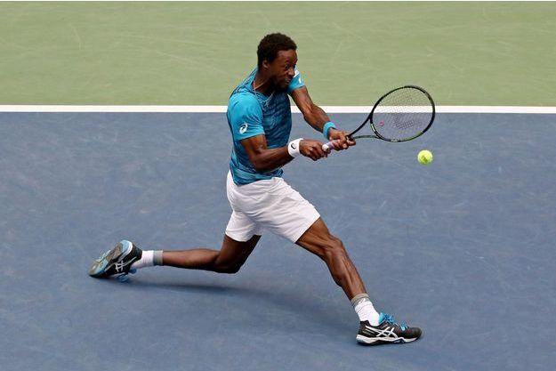 Gaël Monfils est dans le dernier carré de l'US Open pour la première fois de sa carrière.