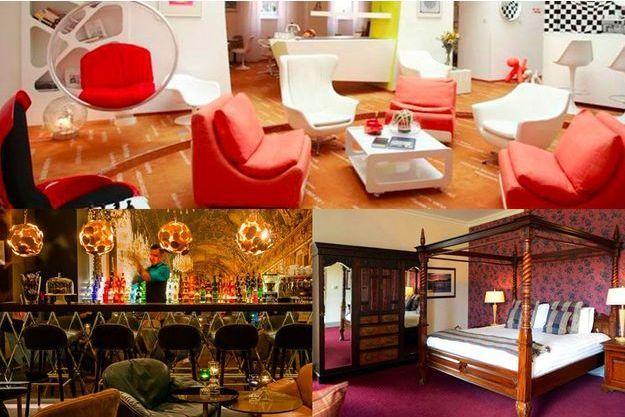 10 hôtels authentiques en Europe.