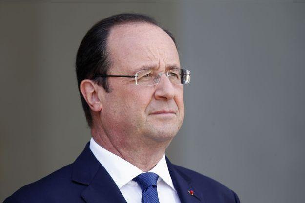 Farnçois Hollande a présenté son redécoupage de la France.
