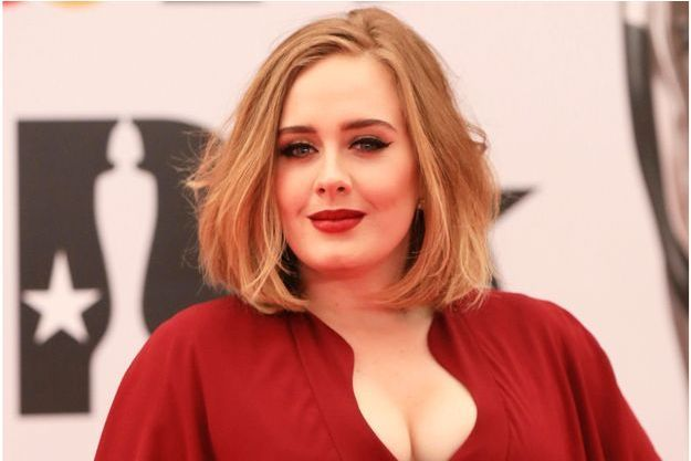 Adele, le 24 février 2016