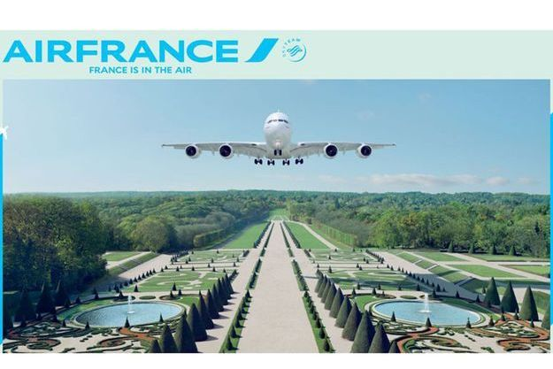 Après avoir exposé à Shanghai et à New York, Air France débarque au Grand Palais à Paris.