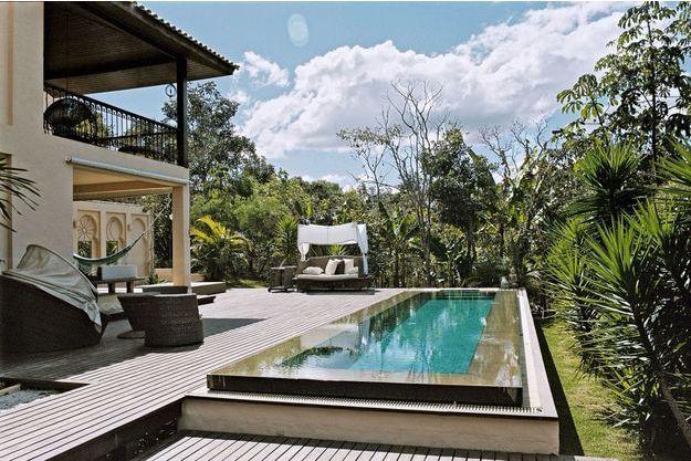 Au cœur de Alto Paraiso, la résidence de Sahar Farmanfarmaian.