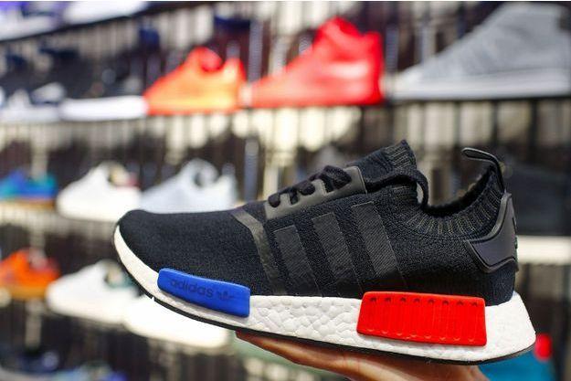Les premières ventes de chaussures Adidas fabriquées par des robots sont prévues fin 2016.
