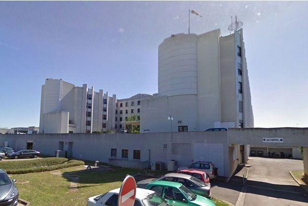 Le centre hospitalier Jacques-Coeur à Bourges.
