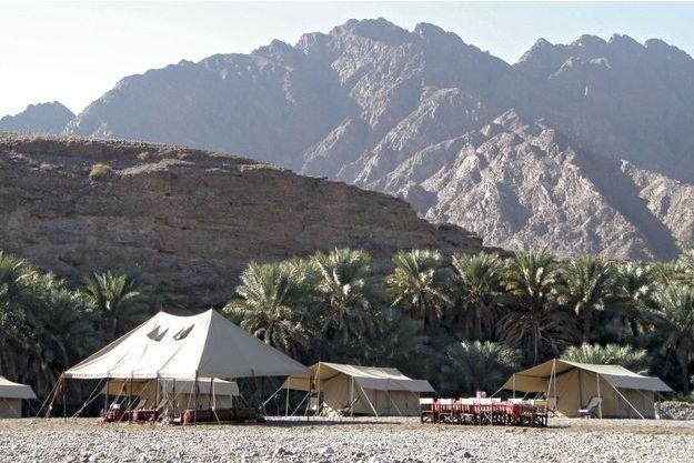 Pour jouer les explorateurs au sultanat d'Oman.