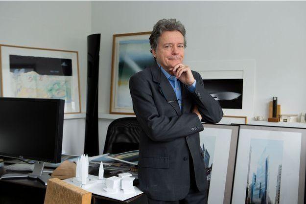 Christian de Portzamparc, prix Pritzker, recevra le grand prix Afex de l'architecture française dans le monde pour la Cité des arts de Rio de Janeiro, le 4 juin.