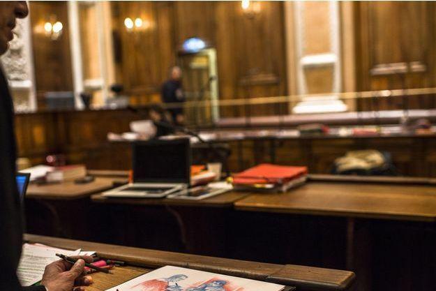 Christophe Morat fait à nouveau face à la justice pour avoir sciemment transmis le virus du sida. d'image d'illustration.