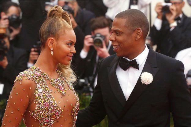 Beyoncé et Jay Z au Gala du MET à New York, 2015