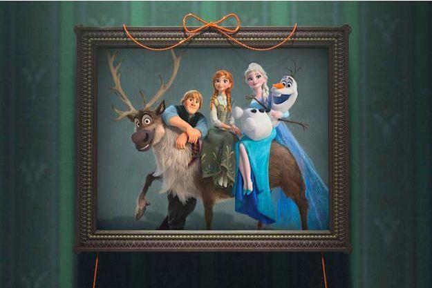 """Toute la bande de """"La reine des neiges"""" va revenir dans un nouvel opus."""