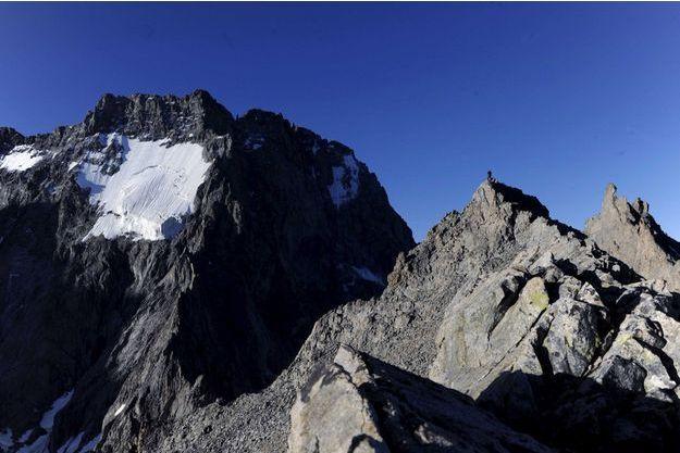 Le pic Coolidge, dans le massif des Ecrins (Image d'illustration).